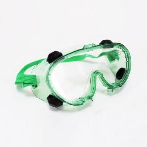 Óculos de Segurança Verdes com 4-Ventos (Proteção para os olhos).png