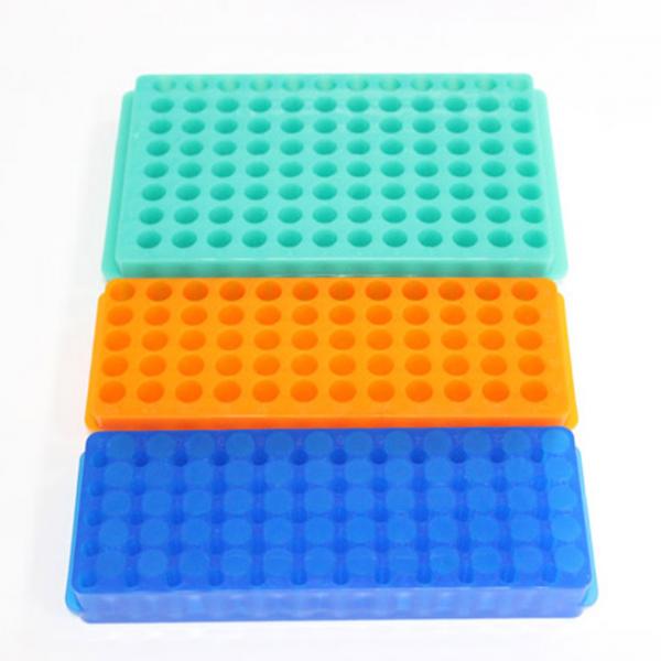 Racks de tubo de micro-centrífuga de dupla finalidade