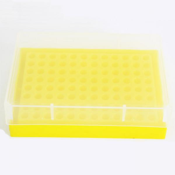 Caixa de armazenamento de PCR