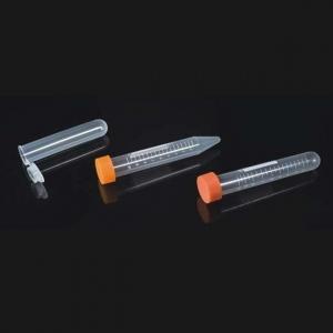 Tubo de centrifugador plástico de 10ml