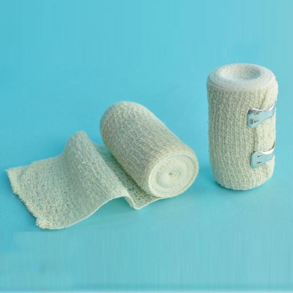 Bandages de crepe de spandex
