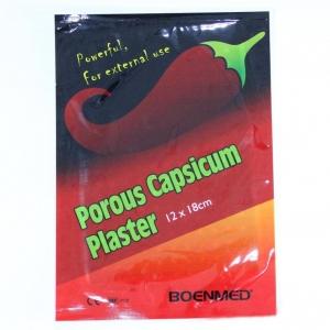 Emplastro poroso do capsicum