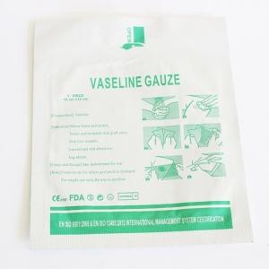 Parafina Gaze, gaze de vaselina