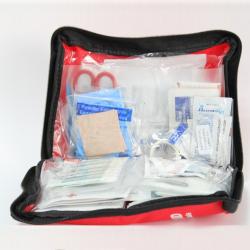 Kit Essencial de Primeiros Socorros