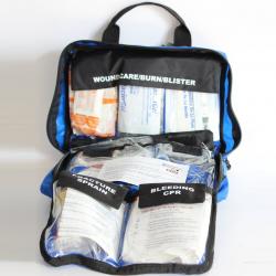 Weekender Kit Primeiros Socorros
