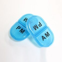Organizador de comprimidosAM/PM