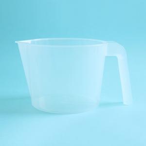 Copo de medição plástico de 1200ml